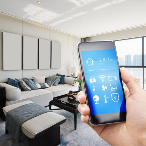 MASS Smart Home Automation Contractors For Lights, Music, Security, Energy Efficiency, Window Shades, Appliances and More Controlled Remotely By Cell Phone, Table or Voice Prompts.